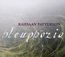 RAHSAAN PATTERSON - BLEUPHORIA  CD NEW+