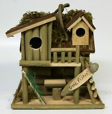 Gone Fishing Birdhouse