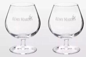 Remy Martin Cognac Glass X 2
