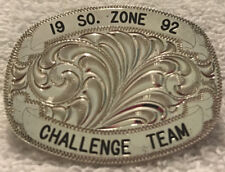"1992 Trap Shooting Pin Southern Zone Challenge Team Approx 1 3/4"" x 1 1/2"""