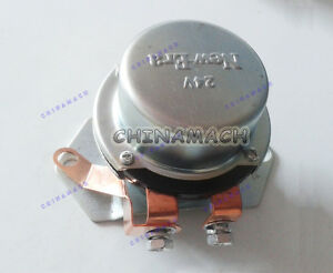 New 24V Battery Relay Switch 08088-10000 for Komatsu Excavator