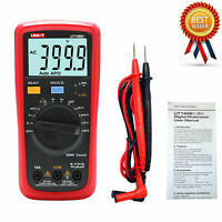 UNI-T UT136B+ Digital Multimeter Long Battery Service Life NCV Tester✦Kd