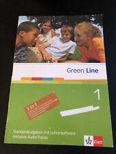 Green Line 1 Standardaufgaben mit Lehrersoftware Klett Englischunterricht