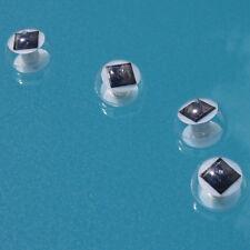 Sunnydaze Color-Changing Floating Solar Lights for Pools or Ponds - Set of 4