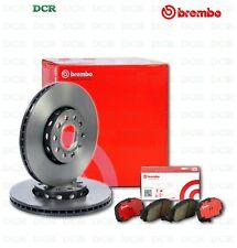 DISCHI FRENO E PASTIGLIE BREMBO RENAULT TWINGO 1.2 dal 09//2000 al 10//2003 ANT