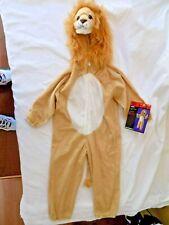 Toddler Lion Jumper Halloween Costume Size Medium