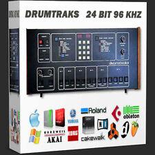 Sequential Circuits Drumtraks Drumtraks 24 Bit Vintage WAV Drum 1980 Probe Kit
