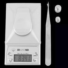 10/0.001g LCD Pocket Digital Medical Lab Balance Scale