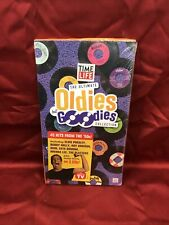 Ultimate Oldies But Goodies Collection [Long Box] by Various Artists (CD) NEW 🔥