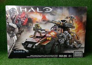 Halo | Mega Bloks | Unsc | Kodiak Siege Cannon | Halo Wars 2 | Sealed |