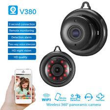 Wireless Wifi Mini Secret Camera IP Nanny Camcorder HD 1080P Night Vision DV DVR