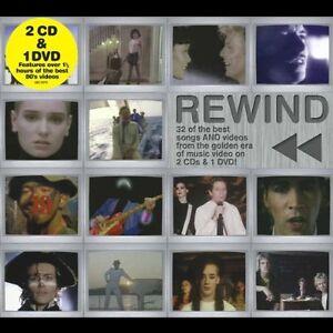 80s music dvd 32 videos