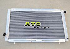 2 Row Aluminum Radiator for Subaru Impreza WRX STI GC8 Manual MT 1992-2000
