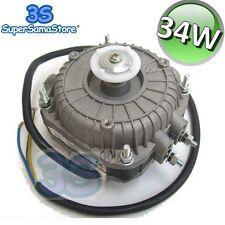 3S MOTORE VENTOLA 34 Watt PENTAVALENTE per ELETTRO VENTILATORE COMPRESSORE FRIGO