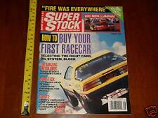SUPER STOCK AUGUST 1993 DRAG ILLUSTRATED RARE MAG