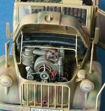 CMK 1/35 Porsche Type 145 3517cc V8 Engine Set for Steyr 1500A (Tamiya) 3013