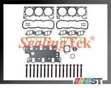 Fit 91-94 Ford 4.0L OHV V6 Engine Cylinder Head Gasket Set w/ Bolts 244ci VIN X