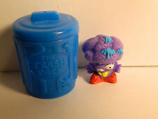 Trash Pack Series 1  #093 Germ Worm /& Trash Can Ultra Rare  **New out of pack**