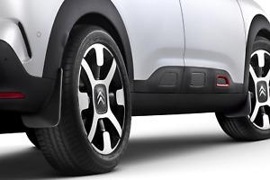Genuine Citroen C4 Cactus Front & Rear Mud Flaps Splash Guards 2014-2020