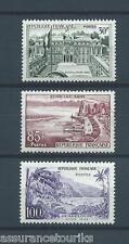 FRANCE - 1959 YT 1192 à 1194 - TIMBRES NEUFS* trace de charnière