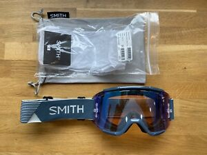 Smith Squad MTB Goggles ChromaPop Rose Flash New Clear Lens Enduro Bike