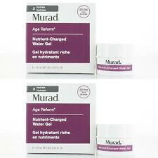 Murad Age Reform Nutrient Charged Water Gel 0.25oz/7.5ml TRAVEL (Set Of 2)