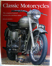 #^W7,, Roland Brown CLASSIC MOTORCYCLES, SC GC