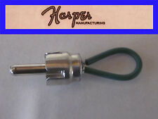 RCA Shorting Plug for Vintage Fender Pro Reverb Amp, No Need for a Footswitch!