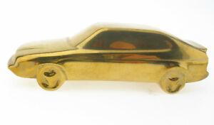 RMB - Saab 900 - M1994 1:43 - Messing Briefbeschwerer Brass Paperweight Schweden