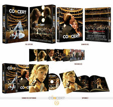 The Concert (aka Le Concert, 2015, Blu-ray) Full Slip Limited Edition