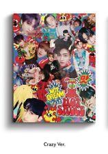 NCT DREAM HOT SAUCE Sealed Album -CRAZY Photobook ver.- & Mumo Sticker Benefit