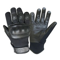 All season motorbike motorcycle sports bike riding knuckle protection glove 9015