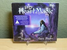Fairy Heartmagic - Gary Stadler with Stephannie Sequoia Records New Sealed CD