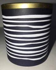 Yankee Candle Tea Light / Votive Holder PLEATED SEAS NIB