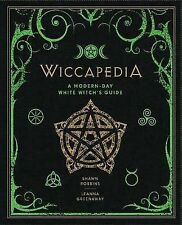 Wiccapedia A Modern Day Witch Guide ~ Wiccan Pagan Metaphysical Book Supply
