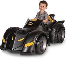 Batman Batmobile Kids Vehicle Toddlers Toy Car 6V Wheels Battery Powered Ride On