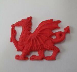 Welsh Dragon Cake Topper - Cake Decorations - MULTI LISTING