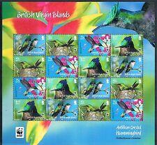 Mint Never Hinged/MNH Sheet British Virgin Islands Stamps