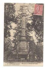 saint-leu-taverny , monument du prince de condé
