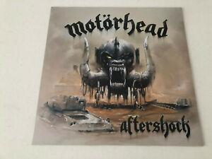 Motörhead:Aftershock Vinyl, LP,sofort lieferbar!