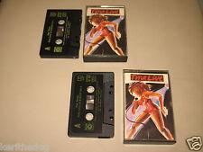 TINA TURNER - Live In Europe - set of 2 MC Cassette tape 1988/1835