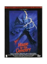 HOUSE BY THE CEMETERY...Uncut Limited Numbered Edition - DVD  94VG The Cheap