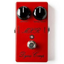 Mxr Csp102Sl Custom Shop Script Dyna Comp Compressor Guitar Effects Pedal