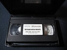 The Blair Witch Project [Vhs] [Vhs Tape] [1999]