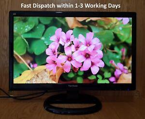 "ViewSonic 21.5"" inch LED Full HD DVI VGA Flicker Free Moniotr. Viewsonic VA2265S"