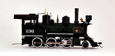Bachmann On30 Scale Train 2-6-0 Mogul Analog D&RGW #136 25242