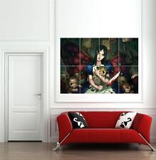 Alice madness returns 2 Giant Wall Art New Poster print picture
