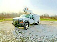 New Listing2007 Ford F-450 Super Duty 40' Bucket Truck