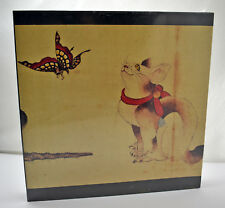 Cat and Butterfly by Hokusai New Sealed Fine Art Jigsaw Puzzle - 551 Pieces