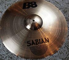 "Sabian b8 20"" Ride pélvico Cymbal"